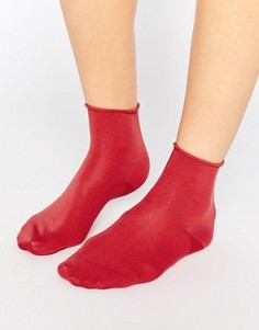 Носки Falke Rosepepper - Красный