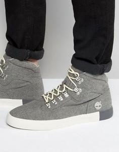 Средние кроссовки Timberland Newport Bay - Серый