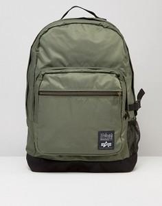 Рюкзак Manhattan Portage x Alpha Industries - Зеленый