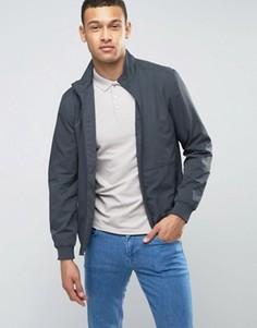 Нейлоновая куртка Selected Homme - Синий
