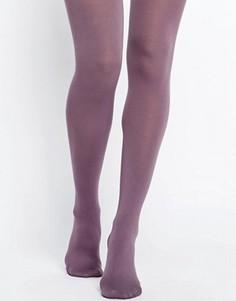 Красновато-лиловые колготки Gipsy - Фиолетовый