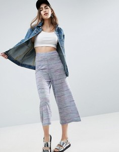 Яркие меланжевые спортивные брюки ASOS - Мульти