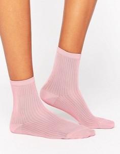 Носки Monki - Розовый