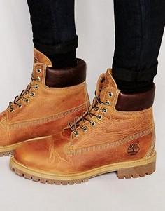 Ботинки Timberland Anniversary 6 - Коричневый