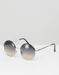 Черные солнцезащитные очки Vans Circle Of Life - Черный