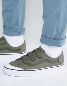 Зеленые кроссовки Vans Black Ball Priz VA2XSZKCZ - Зеленый