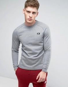 Серый свитшот Nike Modern 863366-091 - Серый