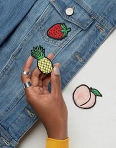 Термонашивки с фруктами Skinnydip - Мульти