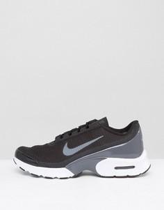 Черно-серые кроссовки Nike Air Max Jewell - Черный