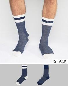 2 пары синих носков Levis - Синий Levis®