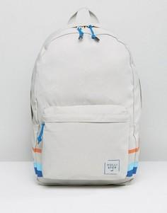 Рюкзак в полоску Hollister - Белый