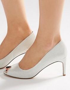 Туфли на каблуке ASOS STYLIST - Белый
