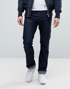 Классические джинсы из необработанного денима Jack and Jones - Синий