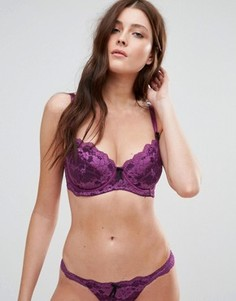Бюстгальтер на косточках Pour Moi Amour DD-G - Фиолетовый