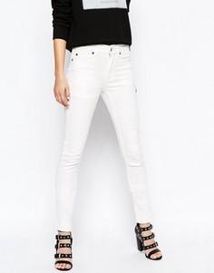 Узкие джинсы Cheap Monday - Белый