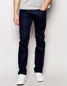 Синие прямые джинсы Jack & Jones Intelligence - Синий