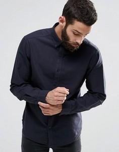 Оксфордская рубашка Only & Sons - Темно-синий