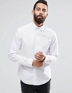 Оксфордская рубашка Only & Sons - Белый