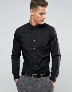 Эластичная рубашка Esprit - Черный