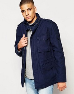 Куртка в стиле милитари Original Penguin - Темно-синий