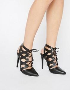 Босоножки на каблуке Call It Spring Nenawien - Черный