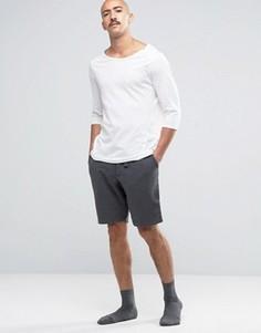 Темно-серые трикотажные шорты для дома Jack Wills - Серый