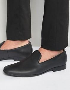 Кожаные туфли без застежек ALDO Vanrena - Черный