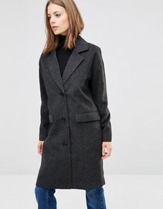 Пальто Minimum Monique - Серый