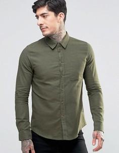 Рубашка Another Influence - Зеленый