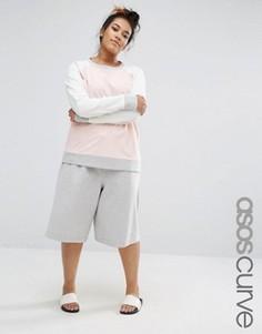 Пляжные шорты ASOS CURVE - Серый