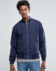 Темно-синяя непромокаемая куртка-пилот Penfield - Темно-синий