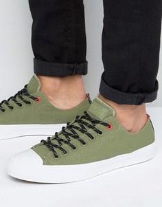 Зеленые кроссовки Converse Chuck Taylor All Star II 153540C - Зеленый