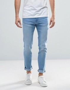 Синие зауженные джинсы Waven - Синий