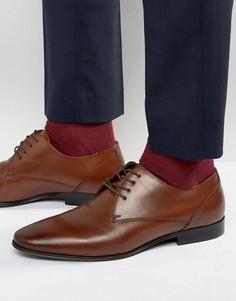 Кожаные туфли дерби ALDO Lentina - Коричневый