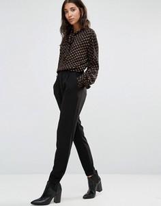 Черные брюки-галифе b.Young Classic - Черный