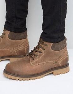 Ботинки на шнуровке Wrangler Texas - Коричневый