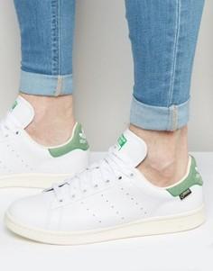 Белые кроссовки adidas Originals Stan Smith GTX S80049 - Белый