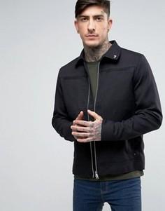 Черная куртка Farah - Черный