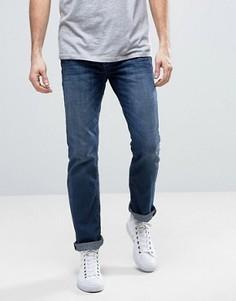 Синие джинсы классического кроя Jack & Jones Intelligence - Синий