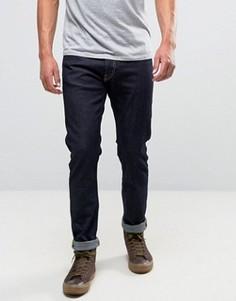 Темные зауженные джинсы Lee Luke Urban - Темно-синий