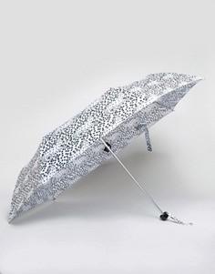 Зонт с леопардовым принтом Monki - Мульти