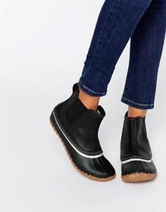 Ботинки челси Sorel Out N About - Черный