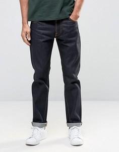 Классические джинсы Nudie Steady Eddie - Темно-синий