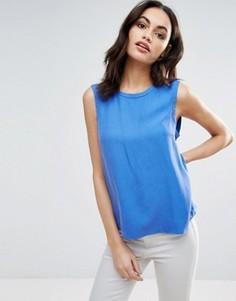 Блузка без рукавов Only Maian - Синий