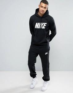 Черный спортивный костюм Nike 832228-010 - Черный