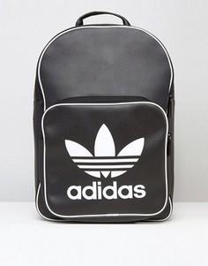 Черный рюкзак в стиле ретро adidas Originals BK2108 - Черный