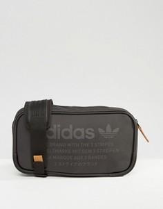 Сумка через плечо adidas Originals NMD BK6852 - Черный