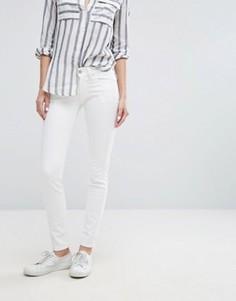 Белые джинсы скинни с заниженной талией Hilfiger Denim Sophie - Белый
