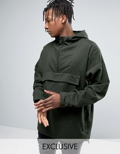 Зеленая куртка Puma эксклюзивно для ASOS 57531901 - Зеленый