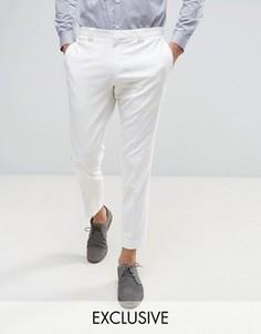 Укороченные суперузкие брюки Noak - Stone